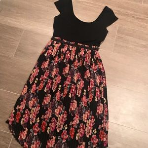 High/Low Floral dress for any occasion